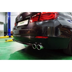 BMW F10 528  Performance Exhaust by Pico Exhaust